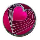 Heart Cutters 6pc 50-90mm