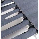 Oliver Denim Knife Wrap 7 pocket