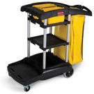 Rubbermaid High Capacity Janitor Cart 1118mm