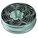Tin Rose Cutter 6pc 40-95