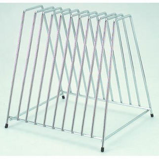 Picture of 10 Slot Board Rack 320mm