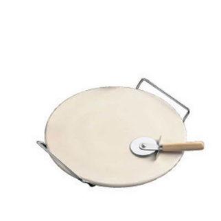Picture of 3pce Pizza Stone Set 30cm