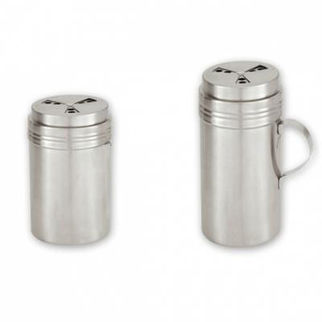 Picture of 4 Way Shaker 18 8 Stainless Steel 285ml handle