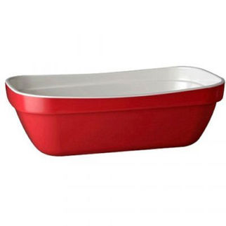 Picture of Aps Gastronorm Pan 1/4 Size Red 1400ml