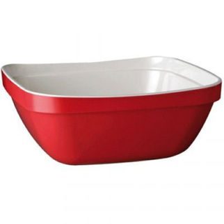 Picture of Aps Square Serving Dish Red 2800ml