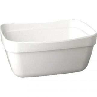 Picture of Aps Square Serving Dish White 2800ml