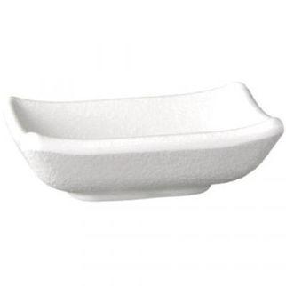 Picture of Aps Zen Rectangular Sauce Dish White
