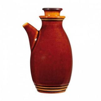 Picture of Art De Cuisine Rustics Oil And Vinegar Bottle Rustics Brown
