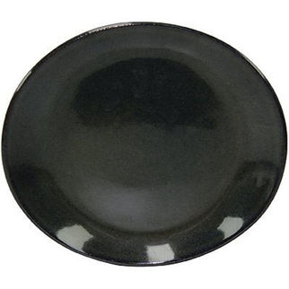 Picture of Artistica Oval Plate 210 X 190mm Midnight Blue