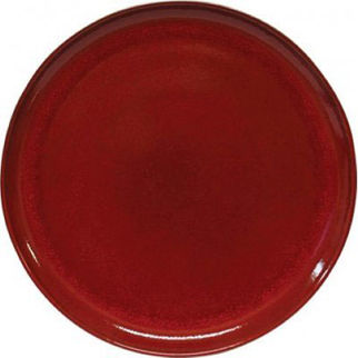 Picture of Artistica Pizza Plate Reactive Red