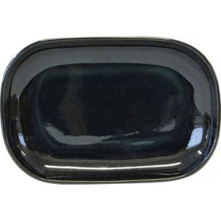 Picture of Artistica Rectangular Coupe Plate Midnight Blue