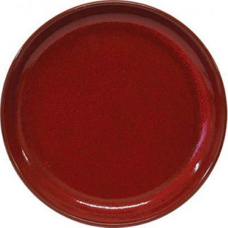 Picture of Artistica Round Plate Reactive Red 240mm