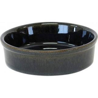 Picture of Artistica Round Tapas Dish Midnight Blue Midnight Blue 130mm