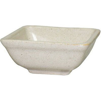 Picture of Artistica Square Sauce Dish 80 X 80 X 35mm Sand