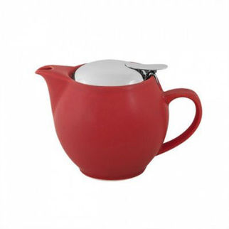 Picture of Bevande Tealeaves Teapot 500ml Red