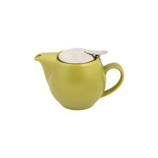 Picture of Bevande Tealeaves Teapot 500ml Bamboo