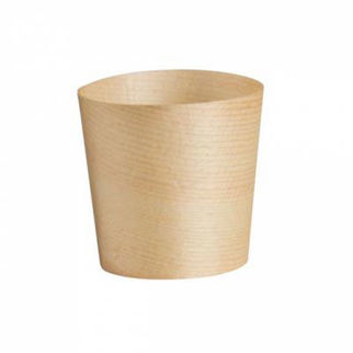 Picture of Bio Wood Disposable Cup Pack Of 50 55mm