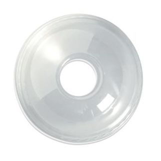 Picture of Biocup Lids Clear Dome Lid - round hole