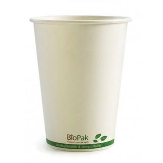 Picture of Biopak Bowl Branded White 32oz 500