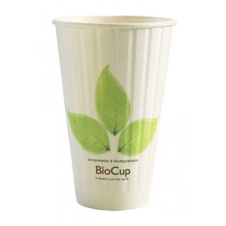 Picture of Biopak Branded Double Wall Cup 12oz