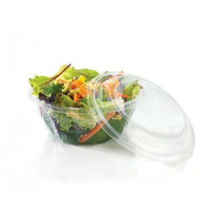 Picture of Biopak Salad Bowl Lid for 24 & 32 oz