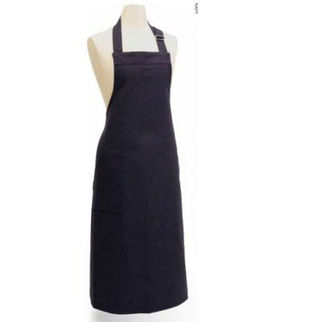 Picture of Bistro Canvas Apron Navy