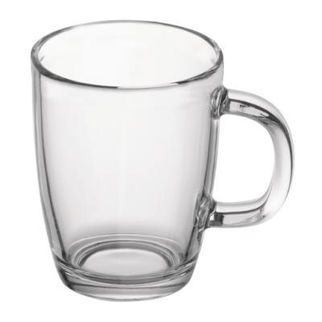 Picture of Bistro Glass Coffee Mug Borosilicate (pk 6)