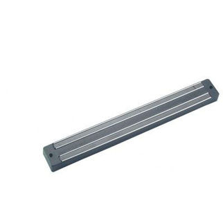 Picture of Black Magnetic Tool Knife Rack Plastic 330mm