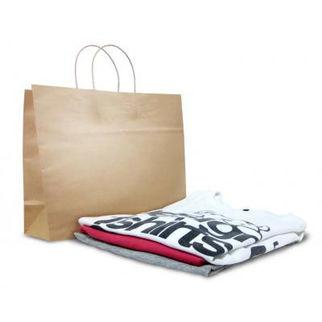 Picture of Brown Kraft Bag Med Boutique 250