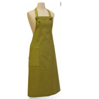 Picture of Cafe Canvas Apron Green