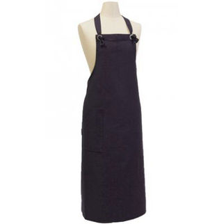 Picture of Cafe Canvas Apron Navy