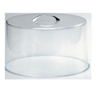 Picture of Cake Cover Clear Chrome Handle San