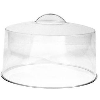 Picture of Cake Cover Clear With Clear Non-Slip Handle