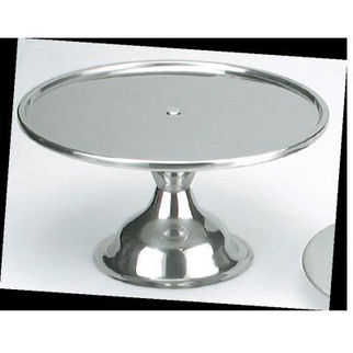 Picture of Cake Stand Stainless Steel 300mm
