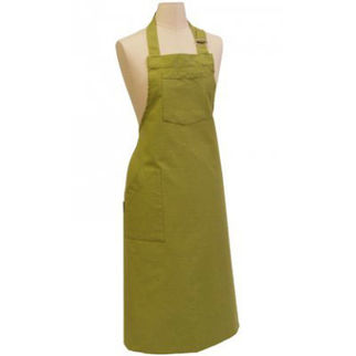 Picture of Cantine Canvas Apron Green