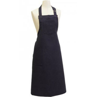 Picture of Cantine Canvas Apron Navy