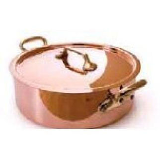 Picture of Casserole 3plycopper 240x80mm 3600ml Series 5300 Paderno