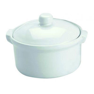 Picture of Casserole Round With Cover 1000ml