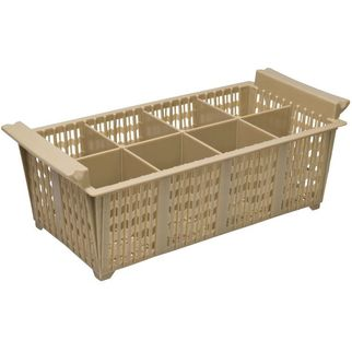 Picture of Cater Rax Cutlery Basket 8 Compartment without handle