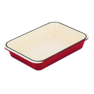 Picture of Chasseur Rectangular Roaster 40x26cm Federation Red