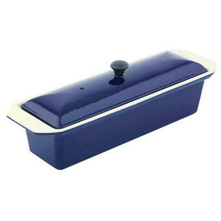 Picture of Chasseur Terrine 32cm French Blue