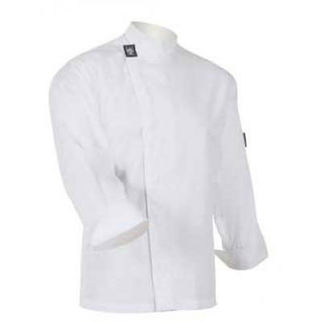 Picture of Chefs Tunic Top White Long Sleeves 2X Large