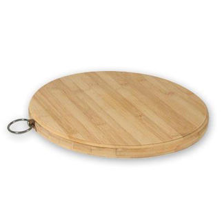 Picture of Chopping Board Bamboo Round 20mm 400mm