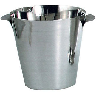 Picture of Chrome Finish Wine Bucket
