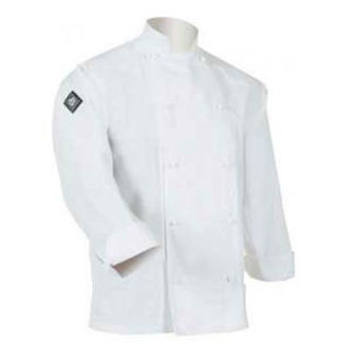 Picture of Classic Chefs Jacket White Long Sleeves Small