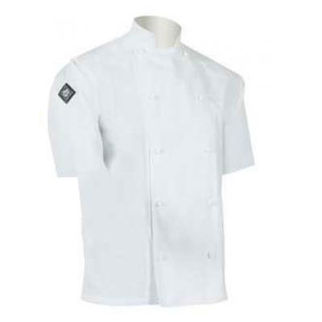 Picture of Classic Chefs Jacket White Short Sleeve 2X Large