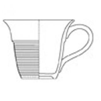 Picture of Coffee Cup Tall 200ml Aura Saucer