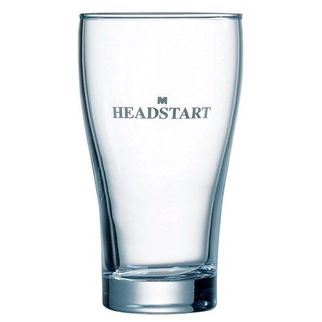 Picture of Conical Tempered Headstart Beer Glass 425ml