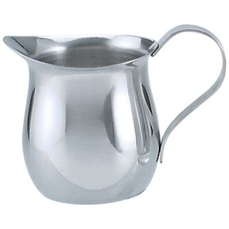 Picture of Creamer 18/8 Stainless Steel Bell Shape 85ml