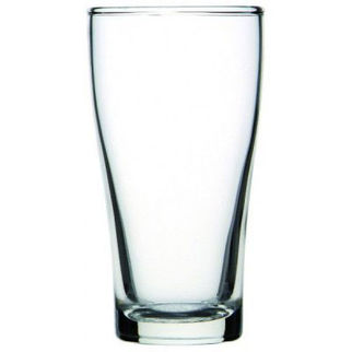 Picture of Crown Conical Beer Glass 285ml
